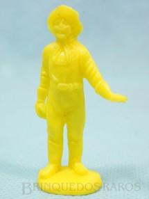 1. Brinquedos antigos - Casablanca e Gulliver - Cabo Rusty Forte Apache Gulliver de plástico amarelo Década de 1980
