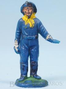 1. Brinquedos antigos - Casablanca e Gulliver - Cabo Rusty Forte Apache Gulliver Década de 1970