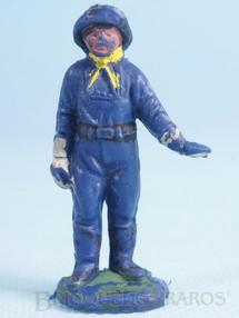 Brinquedos Antigos - Casablanca e Gulliver - Cabo Rusty Forte Apache Gulliver Década de 1970