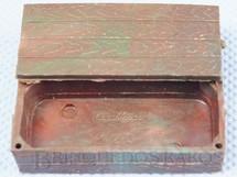 1. Brinquedos antigos - Casablanca e Gulliver - Caixa Grande Casablanca numerada 140 Primeiro Conjunto Caravana Ano 1965
