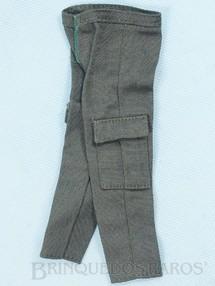 1. Brinquedos antigos - Estrela - Calça do Soldado de Combate Série Força de Ataque Edição 2000