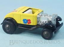 1. Brinquedos antigos - Sem identificação - Calhambeque Hot Rod com 10,00 cm de comprimento Década de 1970