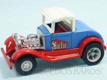 1. Brinquedos antigos - Tonka - Rico - Calhambeque Hot Rod Doctor com 11,00 cm de comprimento Carroceria de aço Paralamas de plástico Década de 1970