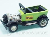 Brinquedos Antigos - Tonka - Calhambeque Hot Rod Tomasin com 11,00 cm de comprimento Carroceria de aço Paralamas de plástico Década de 1970