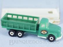 1. Brinquedos antigos - Pevi - Caminhão 6,5 cm de comprimento Década de 1990