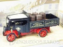 1. Brinquedos antigos - Matchbox - Caminhão a vapor 1922 Foden Steam Wagon Yesteryear Cerveja McMullen & Sons