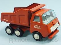 Brinquedos Antigos - Tonka - Rico - Caminhão Basculante com 13,00 cm de comprimento Série Mini Sanson Década de 1970