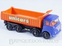 1. Brinquedos antigos - Lone Star - Caminhão basculante Foden Tilt Cab Tipper Unicars Impy Road Master Cabine basculante Década de 1970