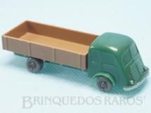 1. Brinquedos antigos - Wiking - Caminhão carga seca Janelas Sólidas Década de 1950
