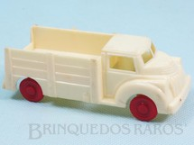 1. Brinquedos antigos - Mirim - Caminhão Chevrolet Gigante com 12,00 cm de comprimento Década de 1960