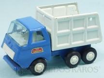 1. Brinquedos antigos - Tonka - Rico - Caminhão com 13,00 cm de comprimento Série Mini Sanson Década de 1970