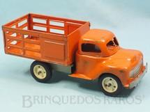 1. Brinquedos antigos - Metalma - Caminhão com 21,00 cm de comprimento Coleção Carlos Augusto Década de 1960