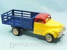 1. Brinquedos antigos - Metalma - Caminhão com 31,00 cm de comprimento Coleção Carlos Augusto Década de 1960