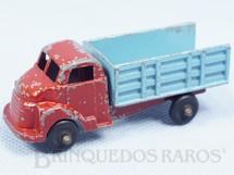 1. Brinquedos antigos - Midgetoy - Caminhão com 8,00 cm de comprimento Década de 1950