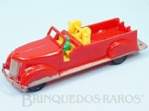 1. Brinquedos antigos - Mirim - Caminhão de Bombeiros com 14,00 cm de comprimento Década de 196 0