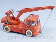 1. Brinquedos antigos - J.R.D. - Caminhão Guindaste Grue Mobile J. Weitz sur chassi A.G. 2045 Década de 1960