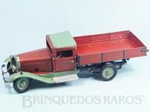 1. Brinquedos antigos - Marklin - Caminhão Lastwagen Auto-Baukasten com 32,00 cm de comprimento Ano 1947