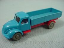 1. Brinquedos antigos - Wiking - Caminhão Magirus Deutz 1939 carga seca Década de 1980