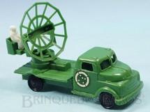1. Brinquedos antigos - Balila - Caminhão militar Radar do Exército Brasileiro Década de 1970