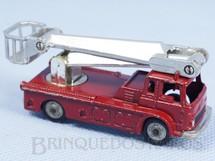 1. Brinquedos antigos - Corgi Toys-Husky - Caminhão Simon Snorkel Husky Década de 1970