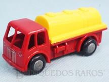 1. Brinquedos antigos - Tri Ang - Caminhão Tanque A.E.C. com 8,00 cm de comprimento Década de 1960