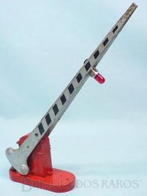 1. Brinquedos antigos - Lionel - Cancela 152 Automatic Crossing Gate Ano 1945 a 1958