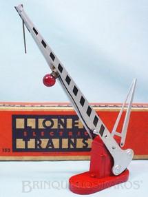 1. Brinquedos antigos - Lionel - Cancela 152 Automatic Crossing Gate with Pedestrian Gate versão com passagem de pedestres Ano 1945 a 1958