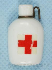 1. Brinquedos antigos - Estrela - Cantil Aventura S.O.S. Cruz Vermelha Ano 1978