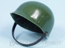 1. Brinquedos antigos - Estrela - Capacete de Soldado Edição 1977 a 1980