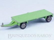 1. Brinquedos antigos - Lone Star - Carreta para transporte de carros Impy Majors Década de 1980