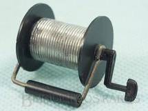 1. Brinquedos antigos - Estrela - Carretel de Comunicação Aventura Mochila de Campanha Ano 1978
