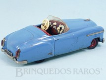 1. Brinquedos antigos - Schuco - Carro Conversível Combinato 4003 Motor com 3 marchas Neutro Ré e buzina 19,00 cm de comprimento Ano 1955 a 1966
