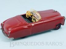 1. Brinquedos antigos - Schuco - Carro Conversível Examico 4004 Motor com 4 marchas Neutro e Ré 19,00 cm de comprimento Ano 1957 a 1966