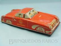 1. Brinquedos antigos - Metalma - Carro Corpo de Bombeiros com 33,00 cm de comprimento Década de 1960