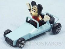1. Brinquedos antigos - Alfema Norte e Rei - Carro do Mickey com 6,5 cm de comprimento Década de 1970
