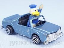 1. Brinquedos antigos - Alfema Norte e Rei - Carro do Pato Donald com 6,5 cm de comprimento Década de 1970