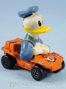 1. Brinquedos antigos - Matchbox - Carro do Pato Donald Duck Beach Buggy Walt Disney Series