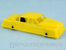 1. Brinquedos antigos - Trol - Carro Sedam com 9,50 cm de comprimento Década de 1960