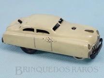 1. Brinquedos antigos - Schuco - Carro Sedan Limo branco com 11,00 cm de comprimento Sistema Varianto Made in US Zone Década de 1950