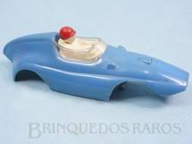 1. Brinquedos antigos - Estrela - Carroceria Formula Junior azul licença Gilbert Co. Ano 1963