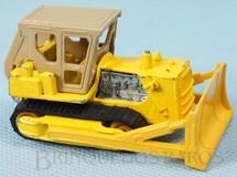 1. Brinquedos antigos - Matchbox - Caterpillar D9 Tractor Superfast