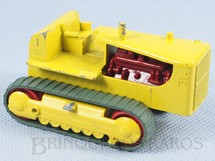 1. Brinquedos antigos - Matchbox - Caterpillar D9 Tractor King Size