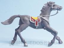 1. Brinquedos antigos - Casablanca e Gulliver - Cavalo de Cowboy Cinza
