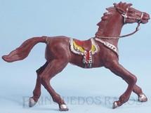 Brinquedos Antigos - Casablanca e Gulliver - Cavalo de Cowboy Marrom