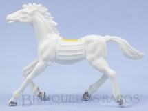 Brinquedos Antigos - Casablanca e Gulliver - Cavalo �ndio branco