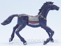 Brinquedos Antigos - Casablanca e Gulliver - Cavalo �ndio preto