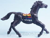 Brinquedos Antigos - Casablanca e Gulliver - Cavalo índio preto