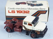 1. Brinquedos antigos - Arpra - Cavalo Mecânico Mercedes Benz LS 1932