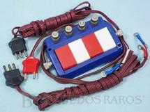 1. Brinquedos antigos - Atma - Chave dupla de acionamento para Desvios Elétricos Década de 1970