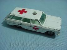 1. Brinquedos antigos - Sabra - Chevelle Ambulance Gamda Koor